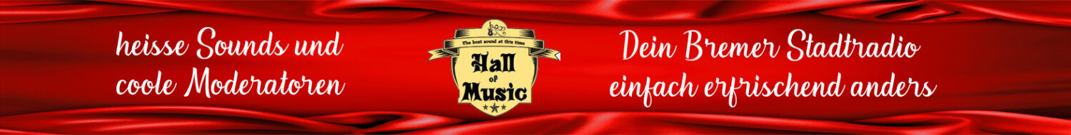 Hall of Music - Deine Musik - Dein Radio